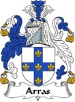 Arras Family Crest