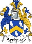 Appleyard Family Crest