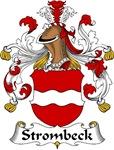 Strombeck Family Crest
