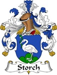 Storch Family Crest