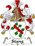 Stang Family Crest