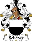 Schoder Family Crest