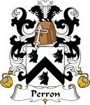 Perron Family Crest