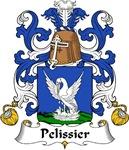 Pelissier Family Crest