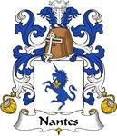 Nantes Family Crest