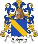 Audouin Family Crest