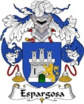 Espargosa Family Crest