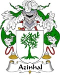 Azinhal Family Crest
