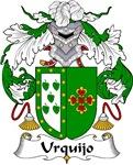 Urquijo Family Crest
