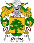 Ospino Family Crest
