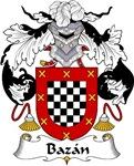 Bazan Family Crest