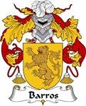 Barros Family Crest