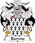 Barreto Family Crest