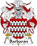 Barbaran Family Crest