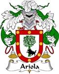 Ariola Family Crest