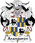 Aranguren Family Crest