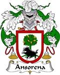 Ansorena Family Crest