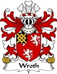 Wroth Family Crest