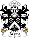 Robins Family Crest