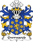 Gwrwared Family Crest