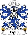 Eyton Family Crest