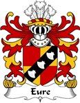 Eure Family Crest