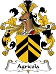 Agricola Family Crest
