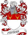 Popham Coat of Arms