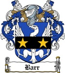 Barr Family Crests