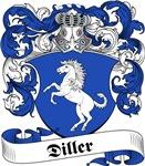 Diller Family Crest