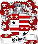 Erbach Family Crest