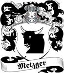 Metzger Family Crest