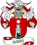 Gama Family Crest / Gama Coat of Arms