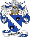 Gardiola Family Crest / Gardiola Coat of Arms