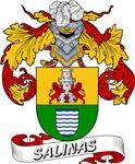 Salinas Family Crest / Salinas Coat of Arms
