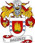 Vazquez Family Crest / Vazquez Coat of Arms