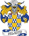 Velasco Family Crest / Velasco Coat of Arms