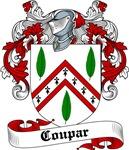 Coupar Family Crest, Coat of Arms