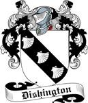 Dishington Family Crest, Coat of Arms