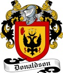 Donaldson Family Crest, Coat of Arms