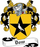 Dow Family Crest, Coat of Arms