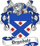 Drysdale Family Crest, Coat of Arms