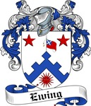 Ewing Family Crest, Coat of Arms