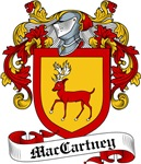 MacCartney Family Crest, Coat of Arms