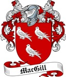 MacGill Family Crest, Coat of Arms