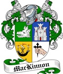 MacKinnon Family Crest, Coat of Arms