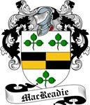 MacReadie Family Crest, Coat of Arms