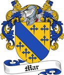 Mar Family Crest, Coat of Arms