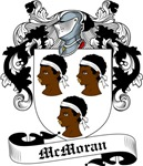 McMoran Family Crest, Coat of Arms