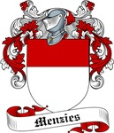 Menzies Family Crest, Coat of Arms